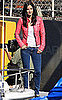 Pictures of Courteney Cox Cracking Up on the Cougar Town Set in LA