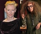 Tilda Swinton as Professor Trelawney
