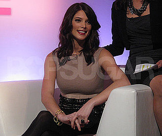 Pictures and Quotes From Twilight's Ashley Greene at a Mark Cosmetics Event 2010-11-12 12:36:08
