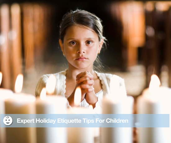 Expert Holiday Etiquette Tips For Children