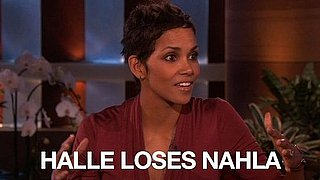 Video of Halle Berry Talking About Losing Nahla on Ellen