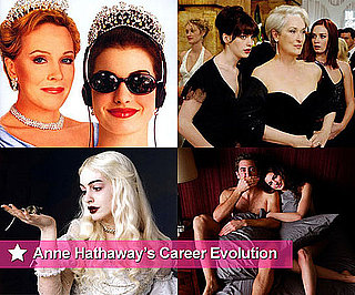 Anne Hathaway's Career Evolution from The Princess Diaries to Love and Other Drugs
