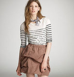 J.Crew Stripe Sequin Boatneck Tee ($72)