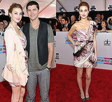 Whitney Port at 2010 American Music Awards 2010-11-21 16:20:00