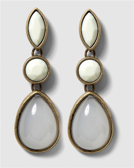 Chico's Davisa Earrings ($24)