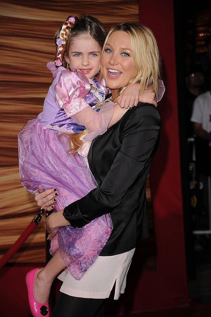 Pictures of Tangled Premiere
