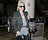 Slide Picture of Gwen Stefani at LAX