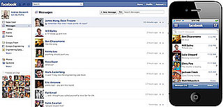New Facebook Messaging System