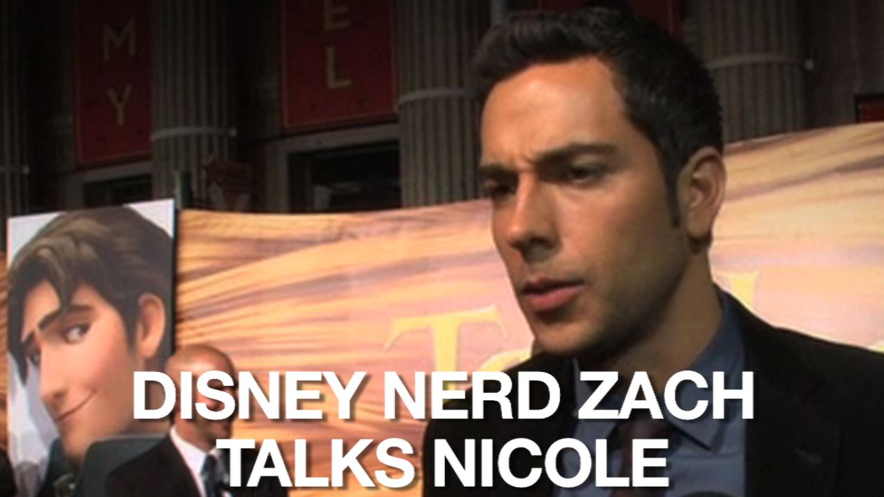 Zachary Levi Tangled Voice seal crazy instrumental