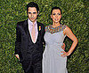 Slide Picture of Kim Kardashian and Zac Posen at the CFDA Vogue Fashion Fund Awards