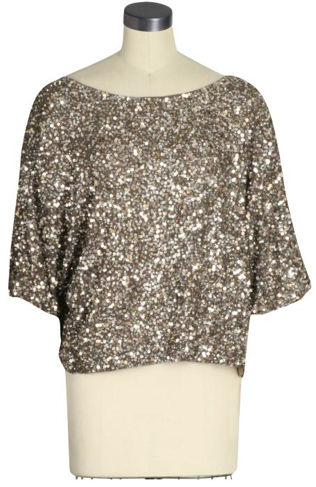 Vince Sequined Tee ($295)