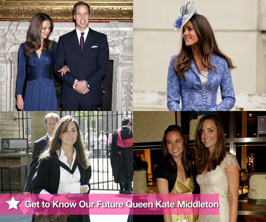 Pictures and Fun Facts About Kate Middleton England's Future Queen