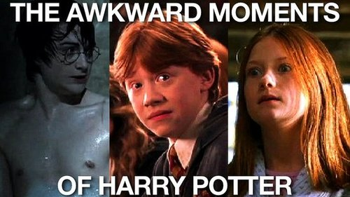 Harry Potter Awkward Moments From the Movies 2010-11-17 09:40:30