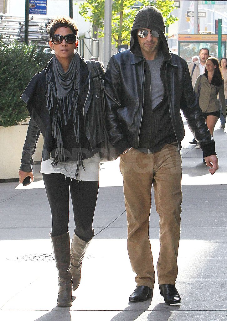 Pictures of Halle Berry and Olivier Martinez