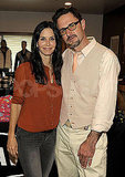 Pictures of Courteney Cox and David Arquette