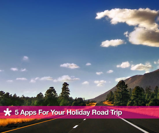 5 Apps For Your Holiday Road Trip