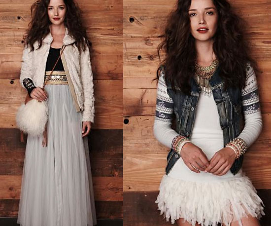 Pictures of Free People November 2010 Lodge Lookbook