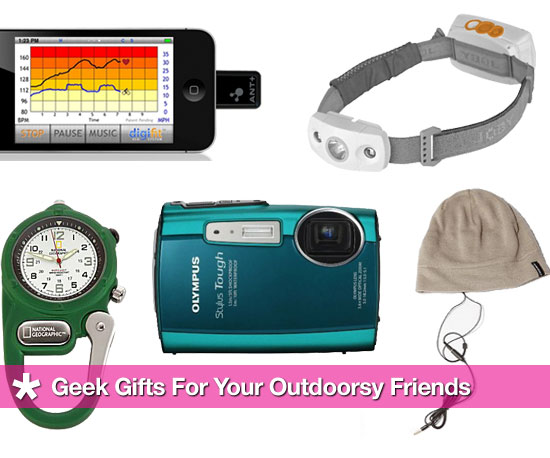 Gifts For Outdoorsy Friends