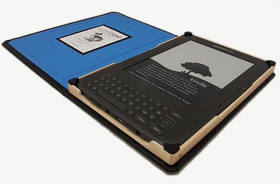 Photos of the DODOcase for Kindle
