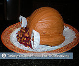 Pictures of Turkey Cookies and Thanksgiving Desserts