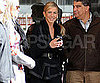 Slide Picture of Jennifer Aniston Filming Wanderlust in NYC