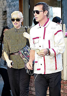Pictures of Gwen Stefani and Gavin Rossdale 2010-11-19 14:00:00