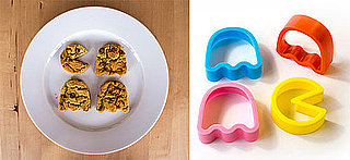 Pac Man Cookie Cutters