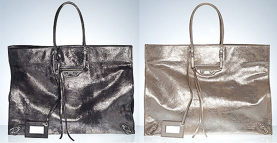 Here are Balenciaga's holiday bags — love it or hate it?