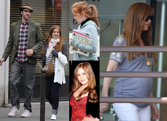Biggest Headline of 2010: Isla Fisher and Sacha Baron Cohen Wedding and Baby