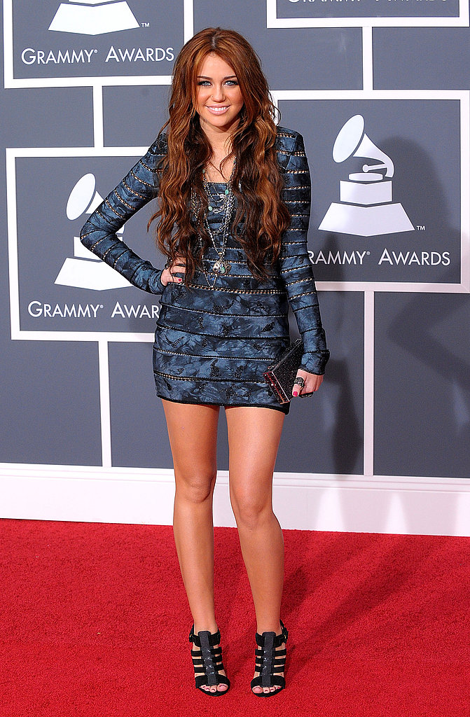 January 2010: Grammy Awards