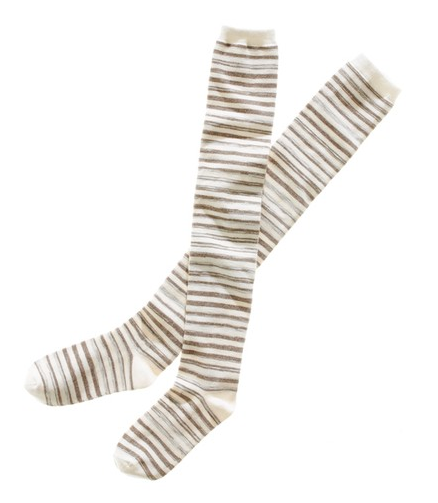 Madewell Over-The-Knee Faded Stripes 1937 Socks ($19)
