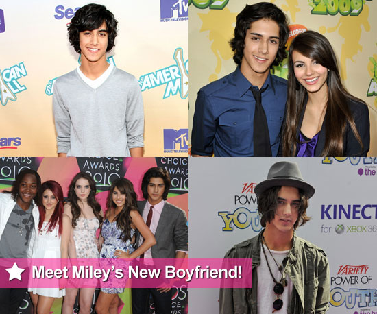 Avan Jogia—Meet Miley's New Man!