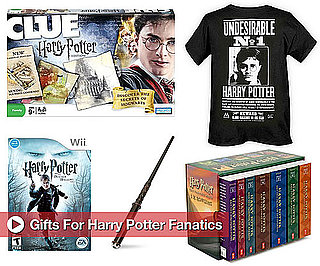 Holiday Gifts For Harry Potter Fans