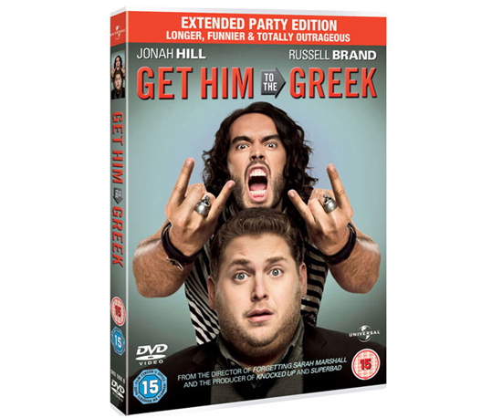 Get Him to the Greek ($34.95)