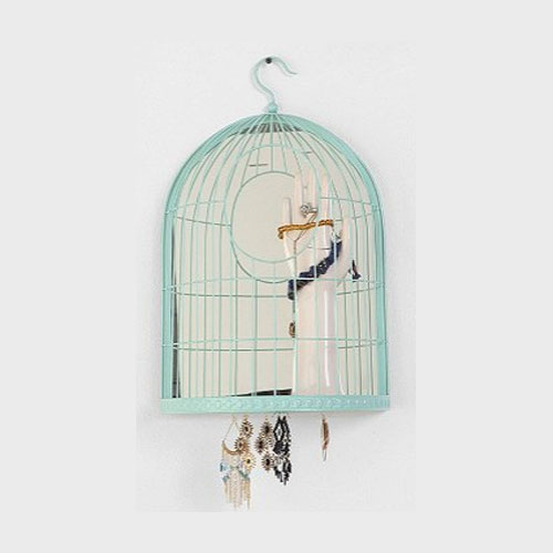 Birdcage Jewellery Display
