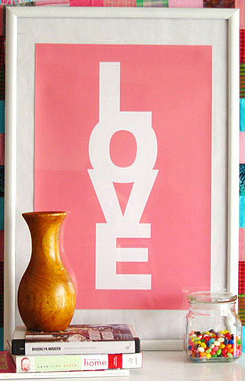 Love Candy Grapefruit Digital Print