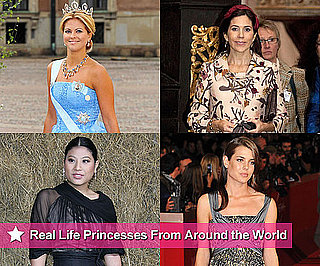 Princesses of the World Including Mary Donaldson, Crown Princess Victoria, Charlotte Casiraghi and Princess Letizia