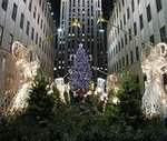 The 78th Annual Rockefeller Christmas Tree Lighting Marks Beginning of Holiday Season