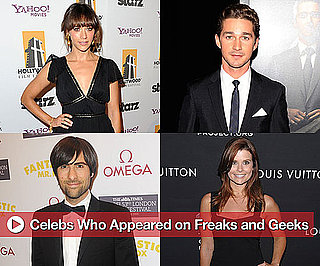 Shia LaBeouf, Jason Schwartzman, Rashida Jones, JoAnna Garcia, Jason Segel, James Franco Freaks and Geeks Video Clips