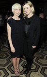 Pictures of Kate Winslet and Michelle Williams at Blue Valentine Screening