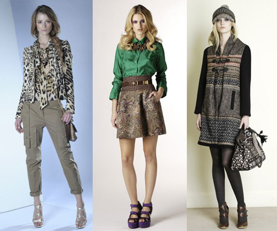 Pre-Fall 2011 Collections