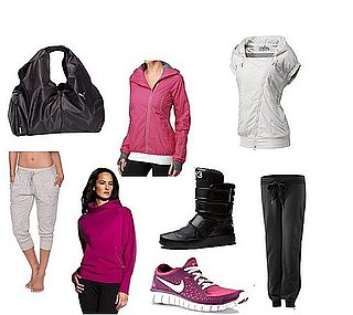 Stylish and Fashionable Fitness Clothing
