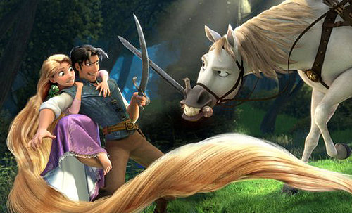 Tangled Wins Box Office in Second Week in Release, Beating Harry Potter and the Deathly Hallows Part I