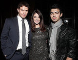 Pictures of Kellan Lutz, Ashley Greene and Joe Jonas