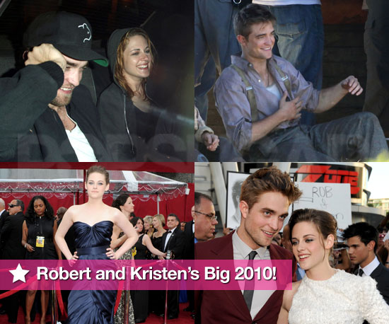 Best of 2010: Robert Pattinson and Kristen Stewart's Big Year!