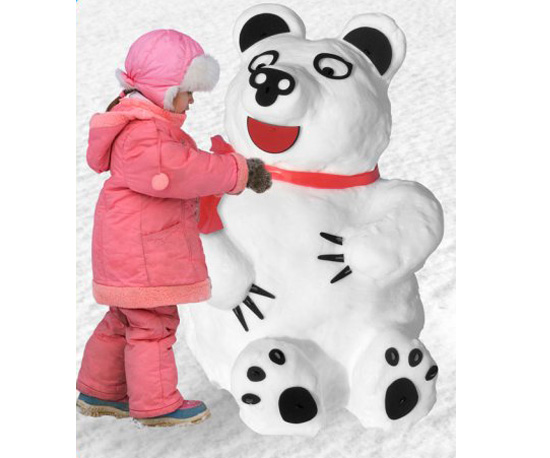 Snow Bear Kit