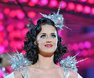 Get Festive New Holiday Hair Accesories Like Katy Perry's Grammy Concert Look