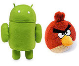 Android or Angry Birds Plush Toys ($10 and $15)