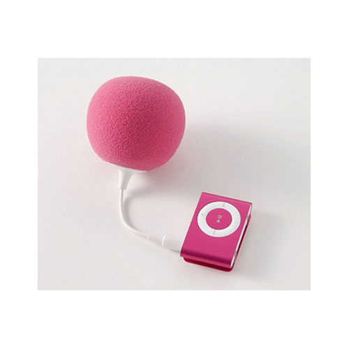 Music Balloon iPod Speakers