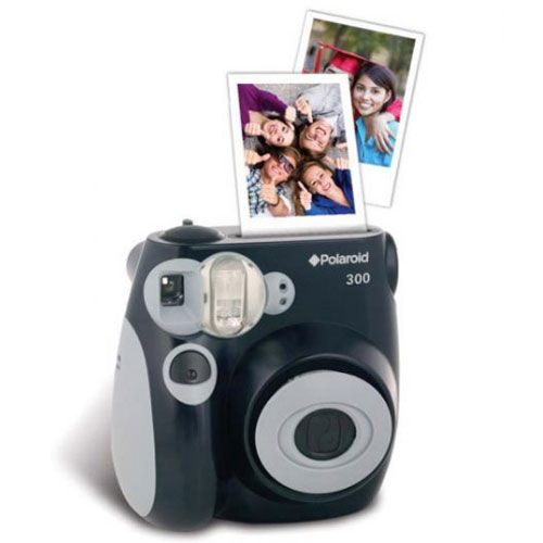 Polaroid PIC-300B Instant Analog Camera
